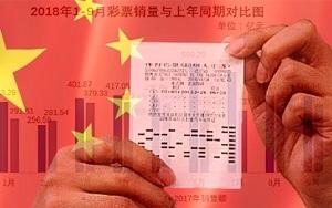 Спортивные лотереи Китая набрали рекордное количество продаж после чемпионата мира